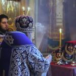 У день свого ювілею Намісник Лаври очолив Літургію