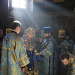 У Лаврі були звершені богослужіння Похвали Пресвятої Богородиці
