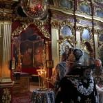 У річницю Чорнобильської трагедії в Лаврі відбулися заупокійні богослужіння