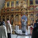 Намісник Лаври очолив останню Літургію Передосвячених Дарів