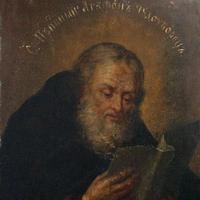 Прп. Агафон Чудотворец (ХIII - нач. XIV)