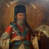 Прп. Ахила диакон (XIV)