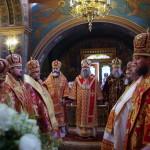 Митрополит Павел очолив урочистості з нагоди 20-річчя архієрейської хіротонії архіпастиря Вінницької і Барської єпархії