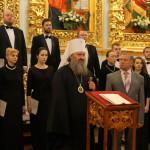 В Лавре состоялся концерт «Христос – наша Пасха»