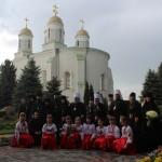 Намісник Лаври вшанував пам'ять Волинських святих