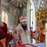 Митрополит Павел звершив Літургію в столичному храмі вмч. Георгія Переможця