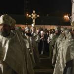 В праздник Светлого Христова Воскресения в Лавре совершены торжественные богослужения (видео)