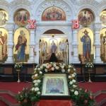 В Международной конференции «Cвятоотеческое наследие в свете афонских традиций» участвовали братия Лавры