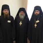 Братія Лаври взяли участь у Міжнародній конференції «Спадщина святих отців в світлі афонських традицій»