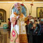 Митрополит Павел совершил богослужения Вторника Светлой седмицы