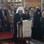 Наместник Лавры почтил память Волынских святых