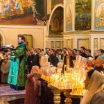 Феодосіє отче, монахів світило і пастирю!