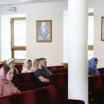 На молодіжній зустрічі промовці розповідали про чернецтво на Горі Афон