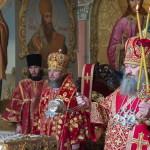 В Лавре почтили память священномученика Владимира