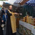 Открылась православная ярмарка «Вознесенская»