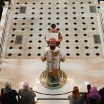 Наместник Лавры возглавил богослужения отдания Пасхи