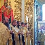 «Радующеся поим святых всех собор, отвсюду собравшихся»