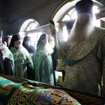 «Духовныя благодати дарование изобильно прием свыше, Агапите преподобне!»