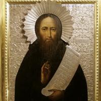 Прп. Феодосій, ігумен Печерський (1074)