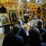 Митрополит Павел освятил икону для поездки на Гору Афон