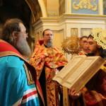 Митрополит Павел звершив читання Акафісту святій великомучениці Варварі