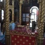 Митрополит Павел взяв участь в освяченні храму преподобного Антонія на Афоні