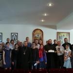 На молодежной встрече говорили об обращении к Богу через покаяние на примере святых апостолов Петра и Павла