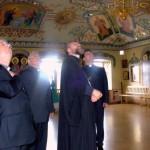 Святыням Лавры поклонились католические епископы из Италии