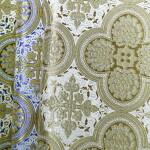В швейную мастерскую Лавры поступили ткани для облачений