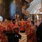 Митрополит Павел почтил память вмч. Пантелеимона