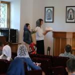 На «молодежке» обсуждали приемлемость успеха в мирских делах для верующего