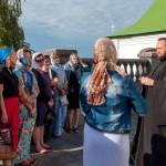 Молодежная встреча прошла у Лаврских святынь