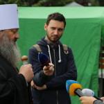 Митрополит Павел благословив відкриття Православної виставки «Медовий Спас»