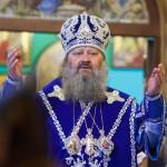 Намісник Лаври очолив богослужіння в Введенському монастирі столиці