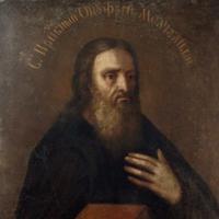 Прп. Онуфрий Молчаливый (XII-XIII)