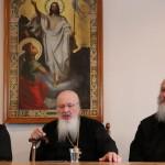 На «молодіжці» гості із США виконали православні піснеспіви