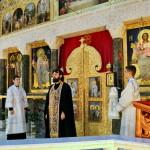 Заупокойные богослужения в годовщину пожара в МДАиС совершил митрополит Павел