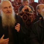 Встреча со схиархимандритом Гавриилом (Бунге) братии Лавры