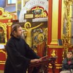 В Крестовоздвиженском храме была проведена молодежная встреча