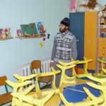В реабилитационном центре с. Копылов побывали насельники Лавры с подарками