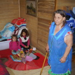 Social welfare aid in the Kiev region to those in need and having children