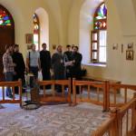 Встреча с патриархом Иерусалимским Феофилом