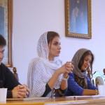 На молодежной встрече обсуждали тему кинематографии
