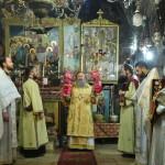 Митрополит Павел сослужил архиепископу Авилонскому Дорофею в Гефсимании