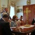 С Президентом верхней палаты Парламента Швейцарии встретился митрополит Павел