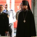 Сотрудники ГСЧС были награждены грамотами и орденами УПЦ