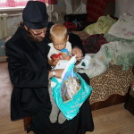 Social Department of the Lavra supports migrants and large families in Kiev region