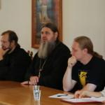 Молодежная встреча была посвящена святому Иоанну Предтече