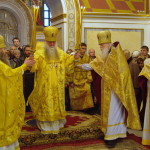 The 18th Sunday After Pentecost, the memory day of the Holy Fathers of the 7th Ecumenical Council