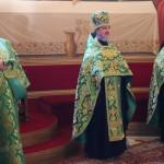 В день пам'яті Собору Печерських святих, що в Дальніх печерах спочивають урочистості очолив Предстоятель УПЦ